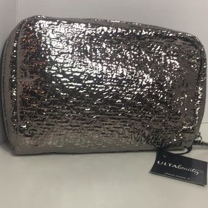 ULTA beauty NWT cosmetic bag